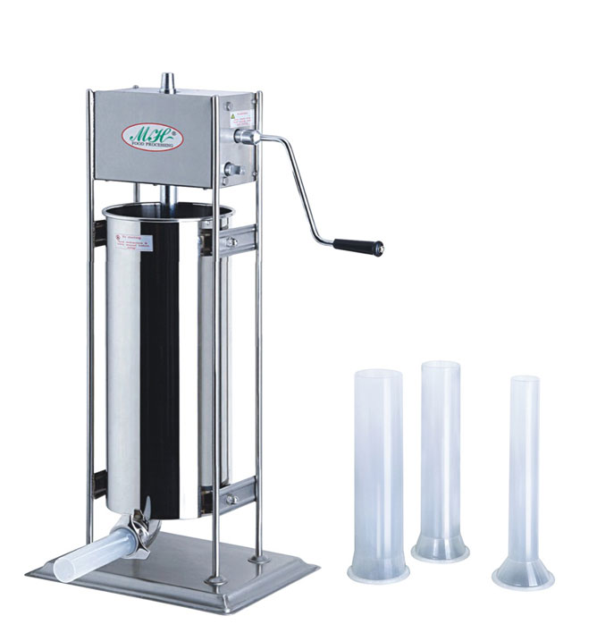 TV12L Vertical sausage stuffer/filler